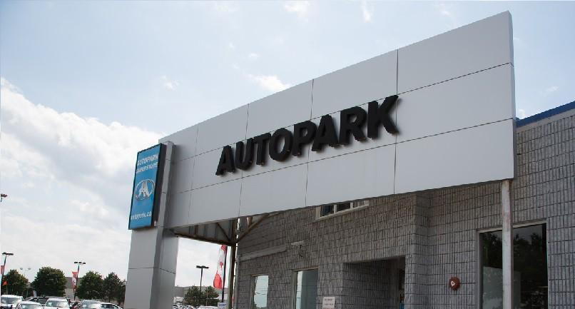 Old Autopark Burlington location
