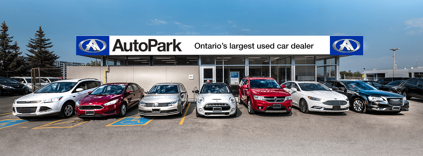 Used car dealership AutoPark Toronto