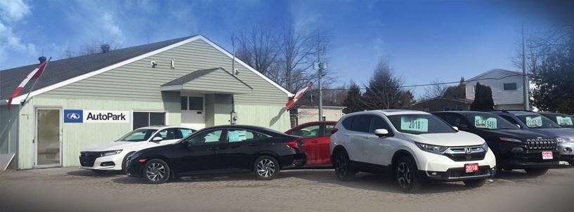Used car dealership in Kincardine