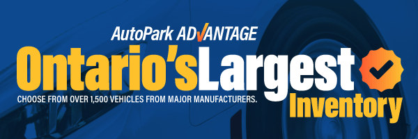 Ontario's Largest Inventory - Autopark Mississauga