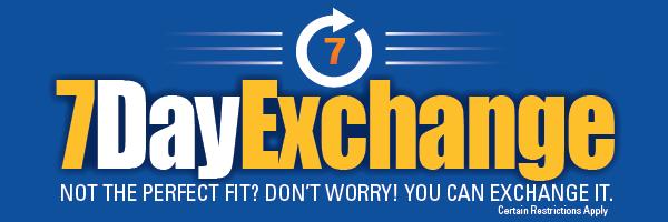 Autopark 7 Day Exchange