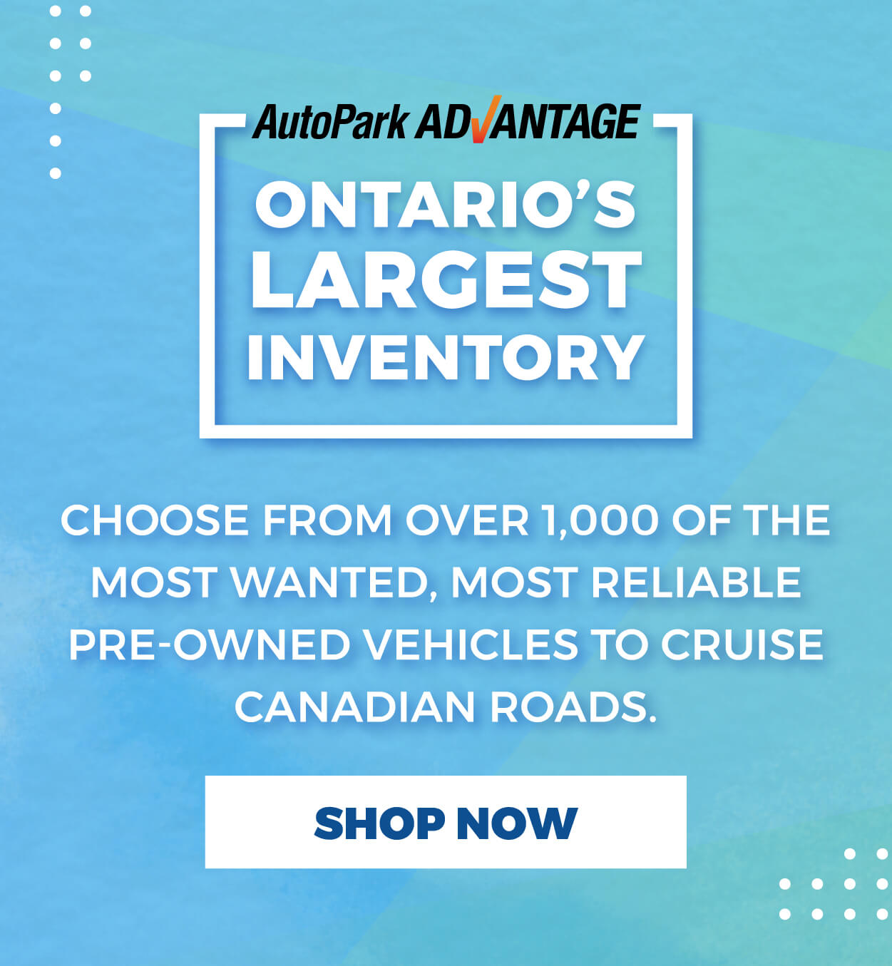 Used car dealers in Mississauga