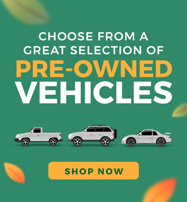 Pre-Owned Vehicles in Mississauga